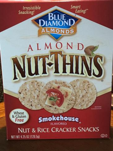 BLUE DIAMOND GLUTEN-FREE NUT THINS 1
