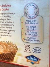 BLUE DIAMOND GLUTEN-FREE NUT THINS 2