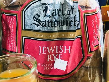 EARL OF SANDWICH 4