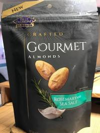 BLUE DIAMOND CRAFTED GOURMET ALMONDS 1