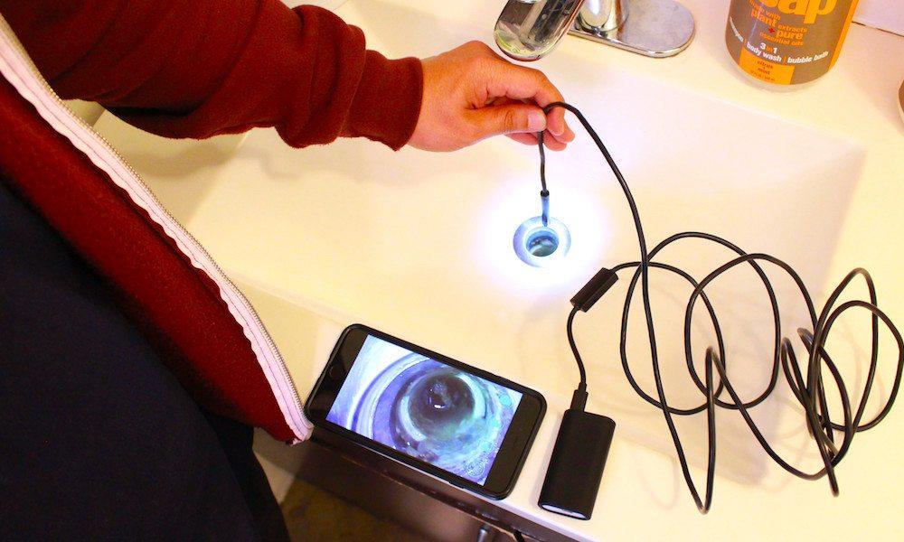 Neva Tech Wi-Fi HD Waterproof Endoscopic Camera Review (not by me)