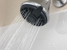 INSTALLING THE SHOWER HEAD water efficient 7