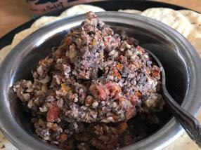 OLIVE WALNUT TAPENADE 6