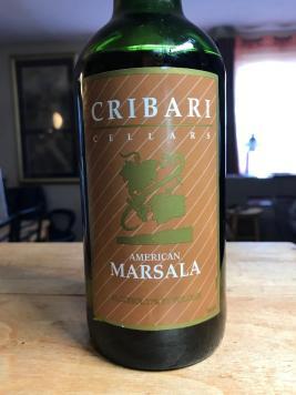 AMERICAN MARSALA BY CRIBARI CELLARS 1