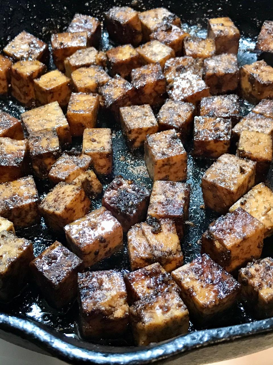 WildWood Barbecue Tofu Toppers