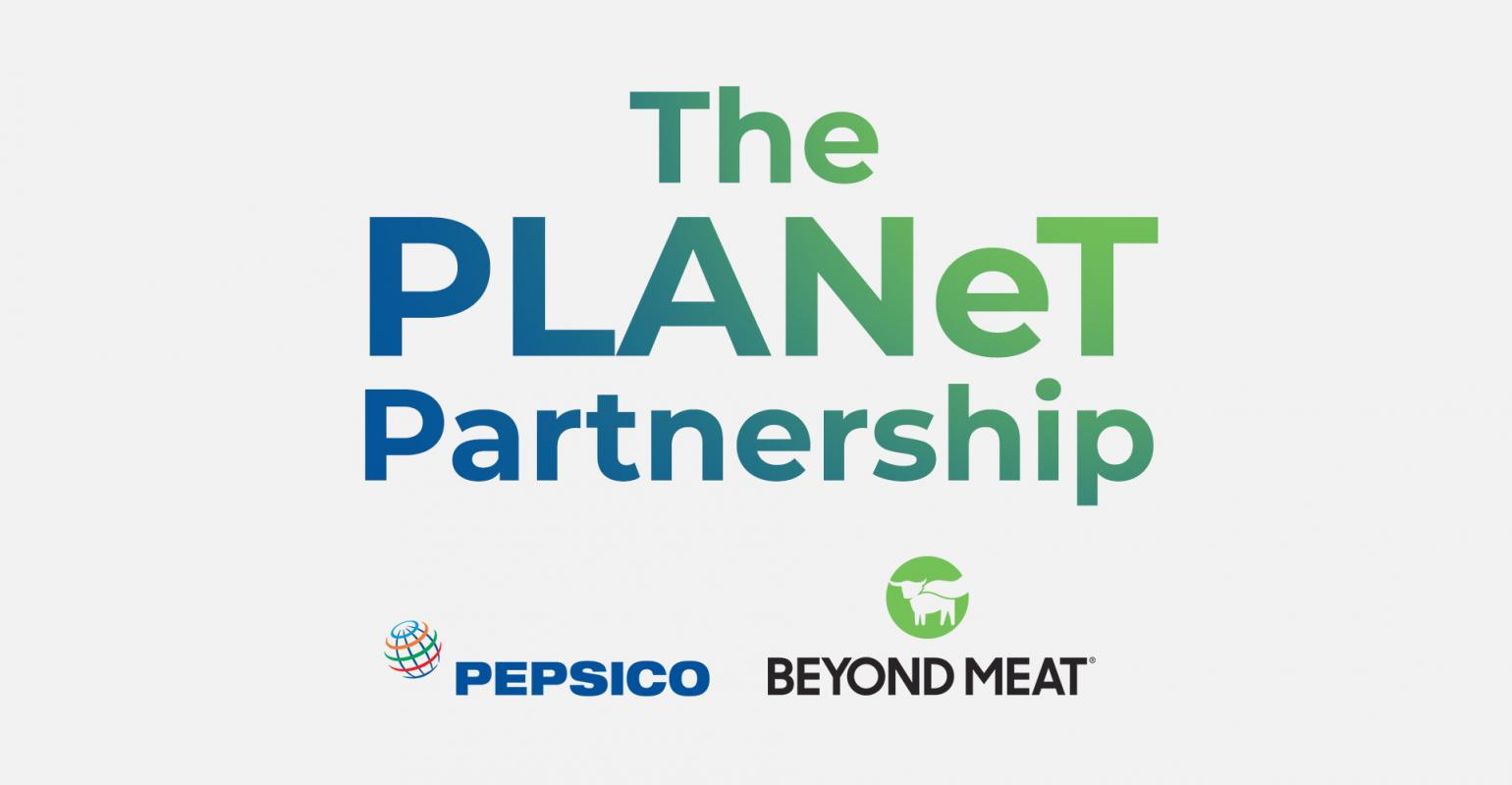 PepsiCo, Beyond Meat establish The PLANeT Partnership