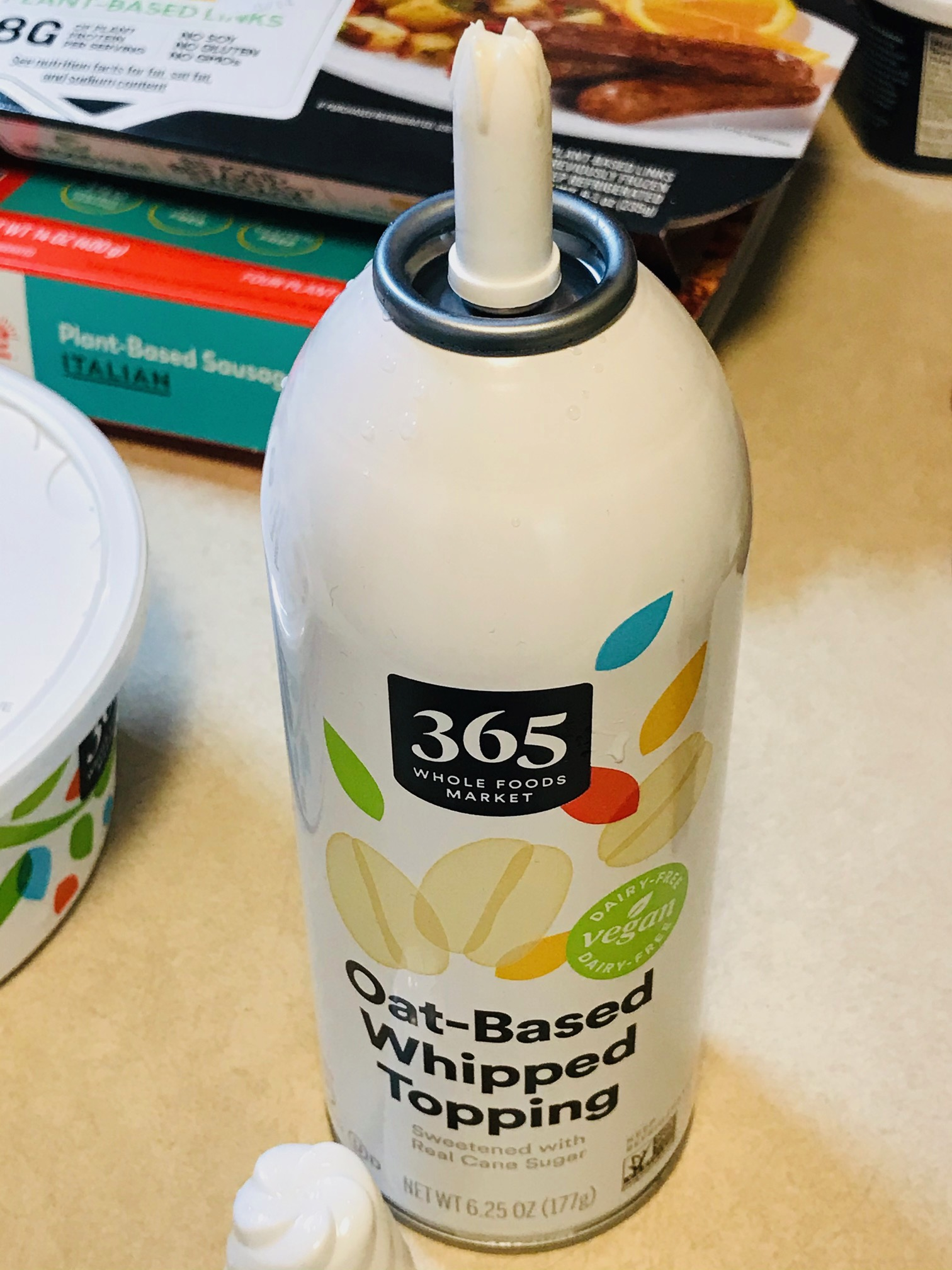 365 Whipped Topping – WHOLE FOODS